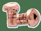 Mushroomed Bullets - Peregrine Bullets