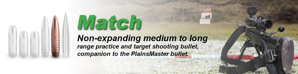 Match Bullets Ballistics