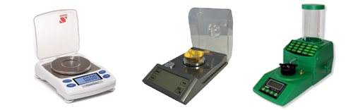 electronic reloading scales