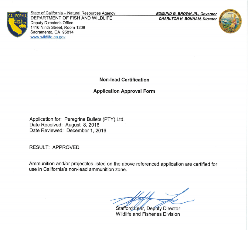 california-non-lead-certification