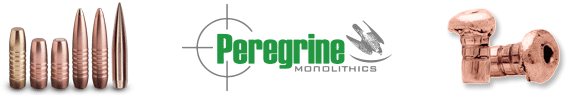Peregrine Monolithics Logo