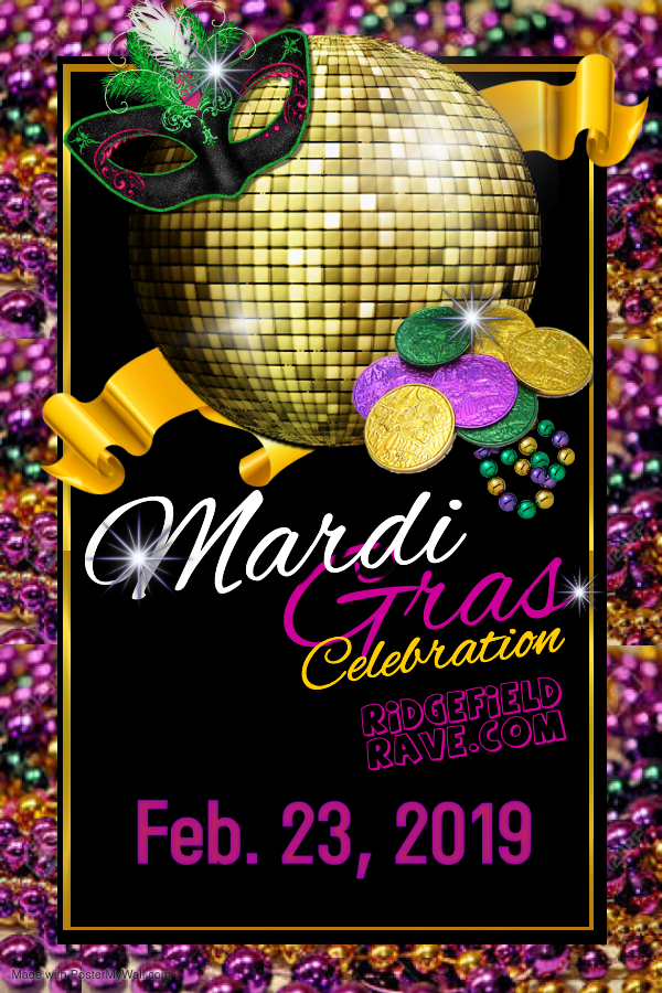 Copy of Mardi Gras - Made with PosterMyWall
