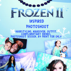 Frozen Inspired Photoshoot