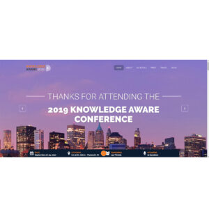 Knowledge Aware Website