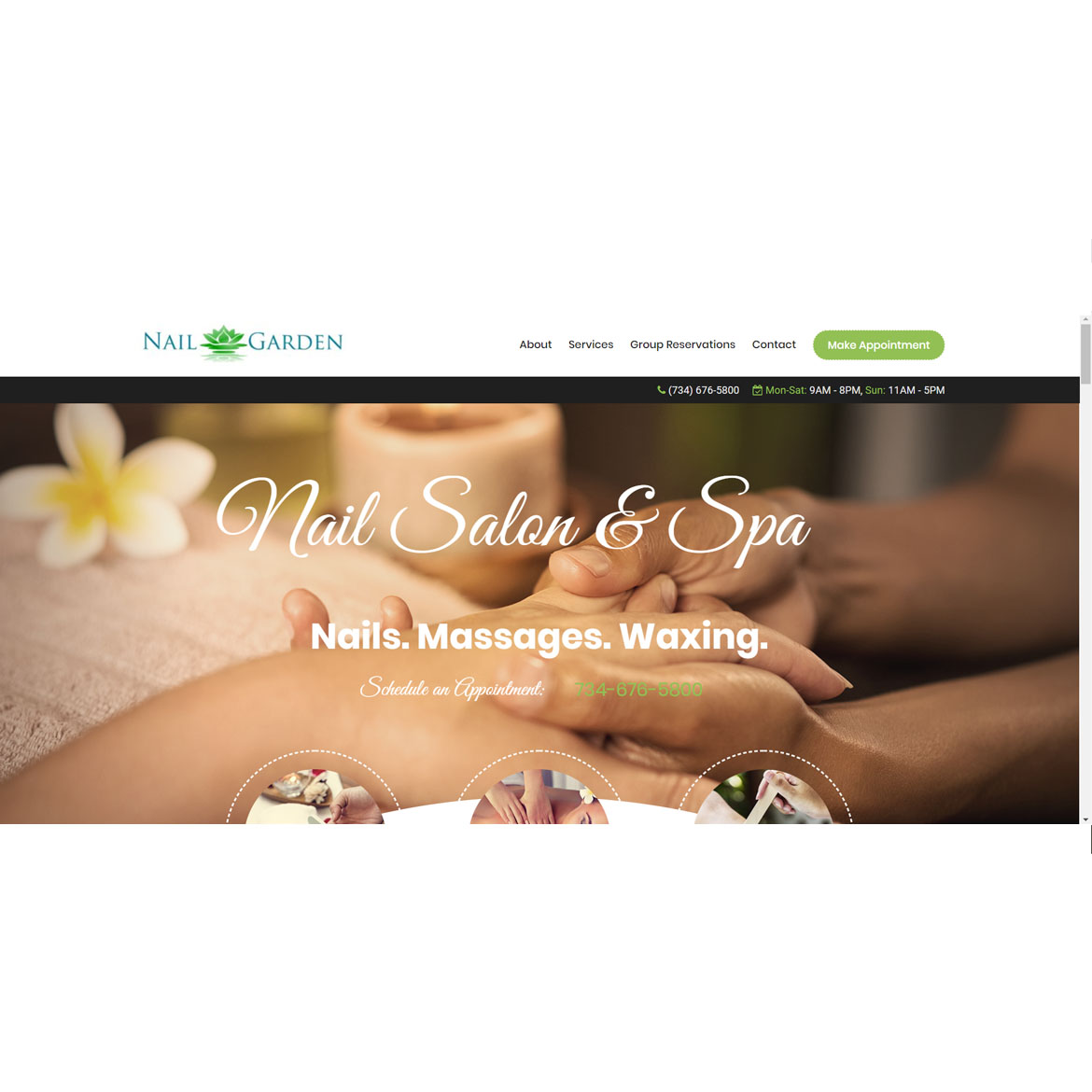nailgarden website
