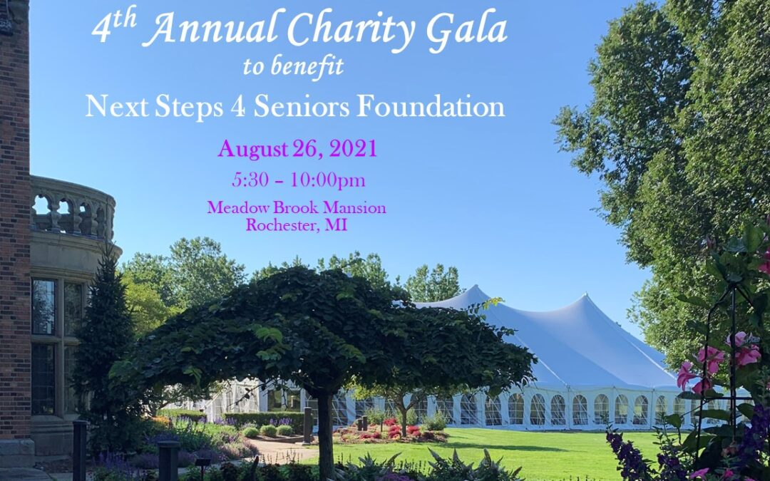 Attend Our 4th Annual Charity Gala!