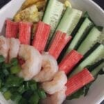 Fast and Easy Somen Salad