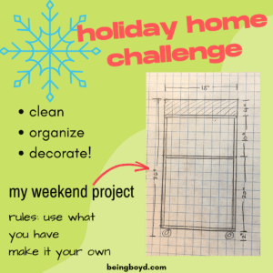 holiday home challenge