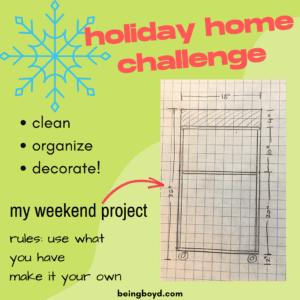 holiday home challenge
