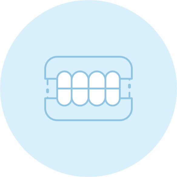 dentures and implants icon