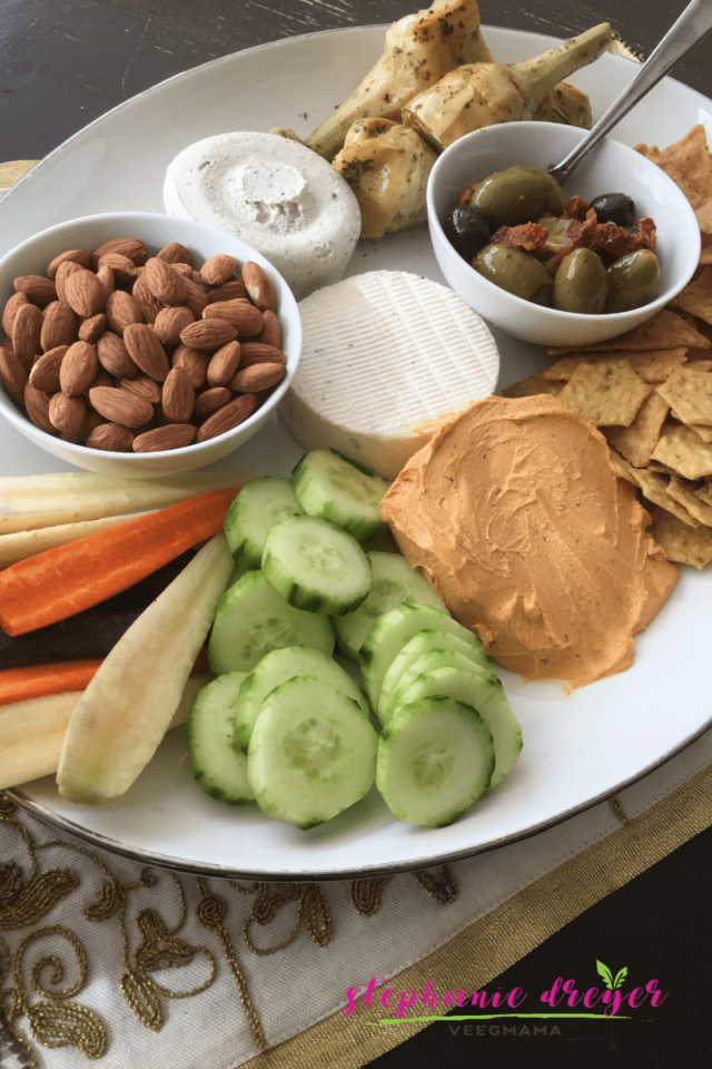 It's not a party in my book without a cheese platter so check out this Vegan Holiday Cheese Guide for some of my favorites for celebrating the season.