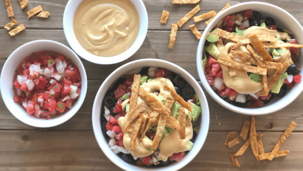 7-Layer Taco Bowl