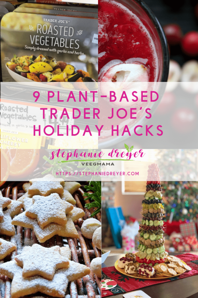 Trader Joe's Holiday Hacks