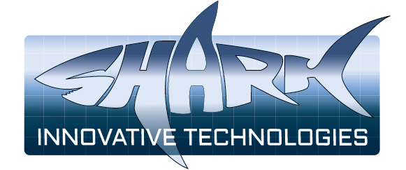 Shark Innovative Technologies Logo - with IT