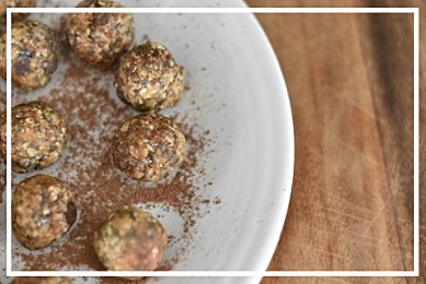 Kid Approved Date Energy Balls