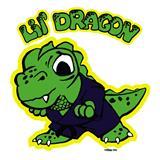 Lil Dragons Logosm