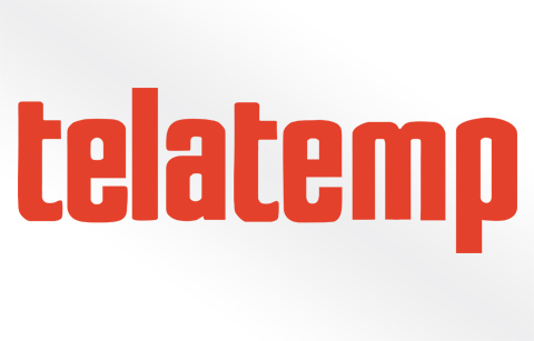 Telatemp | Logo | Responsive Website | Commerce Engine