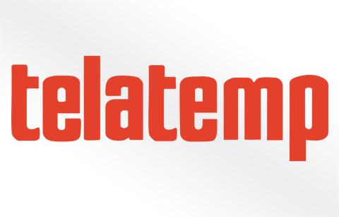 Telatemp | Logo | Responsive Website | Commerce Engine