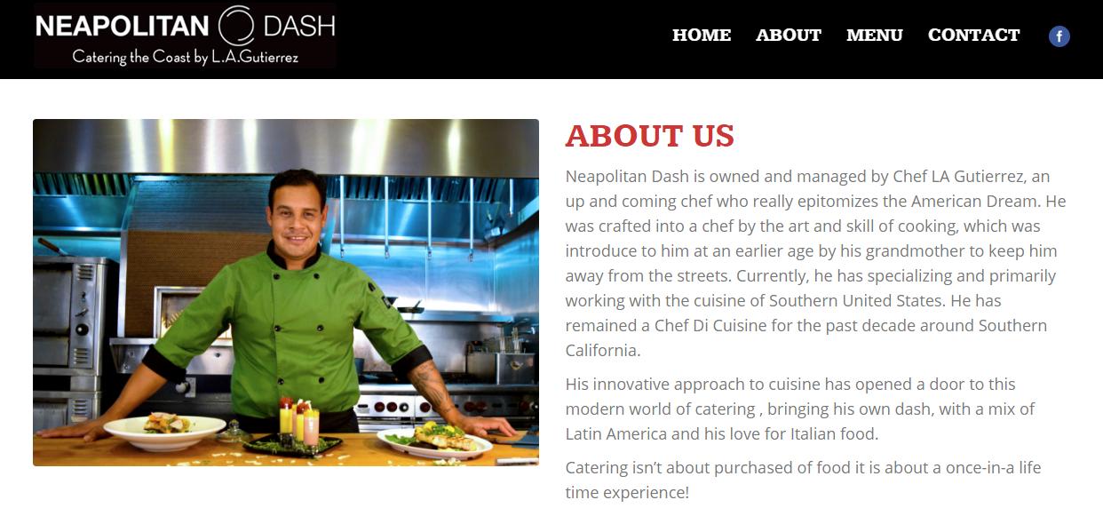 Marketing for Neapolitan Dash