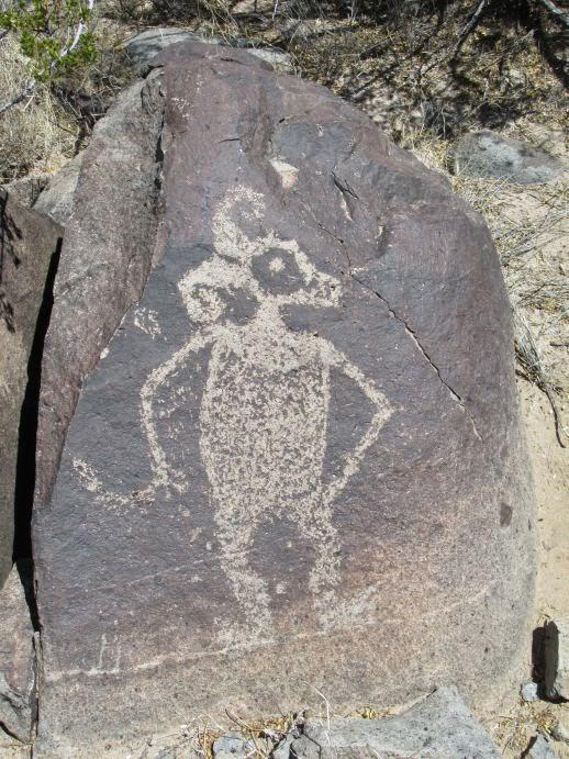 3 rivers petroglyphs