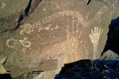 3 Rivers Petroglyph Site, NM