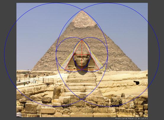 Geometry of the Sphinx