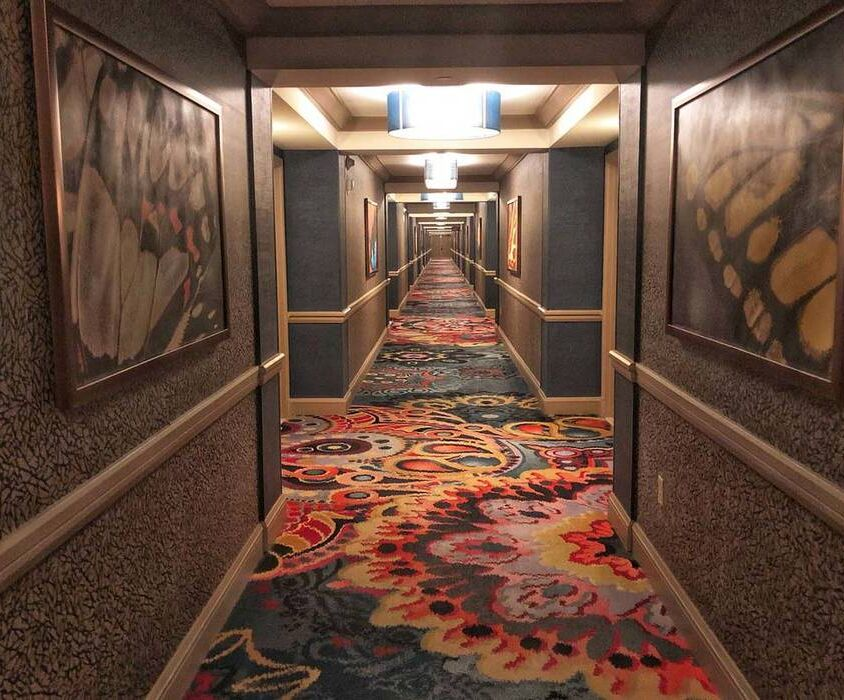 Mandalay Bay floor