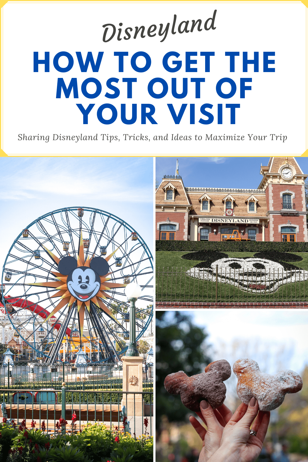 Maximizing Your Disneyland Trip