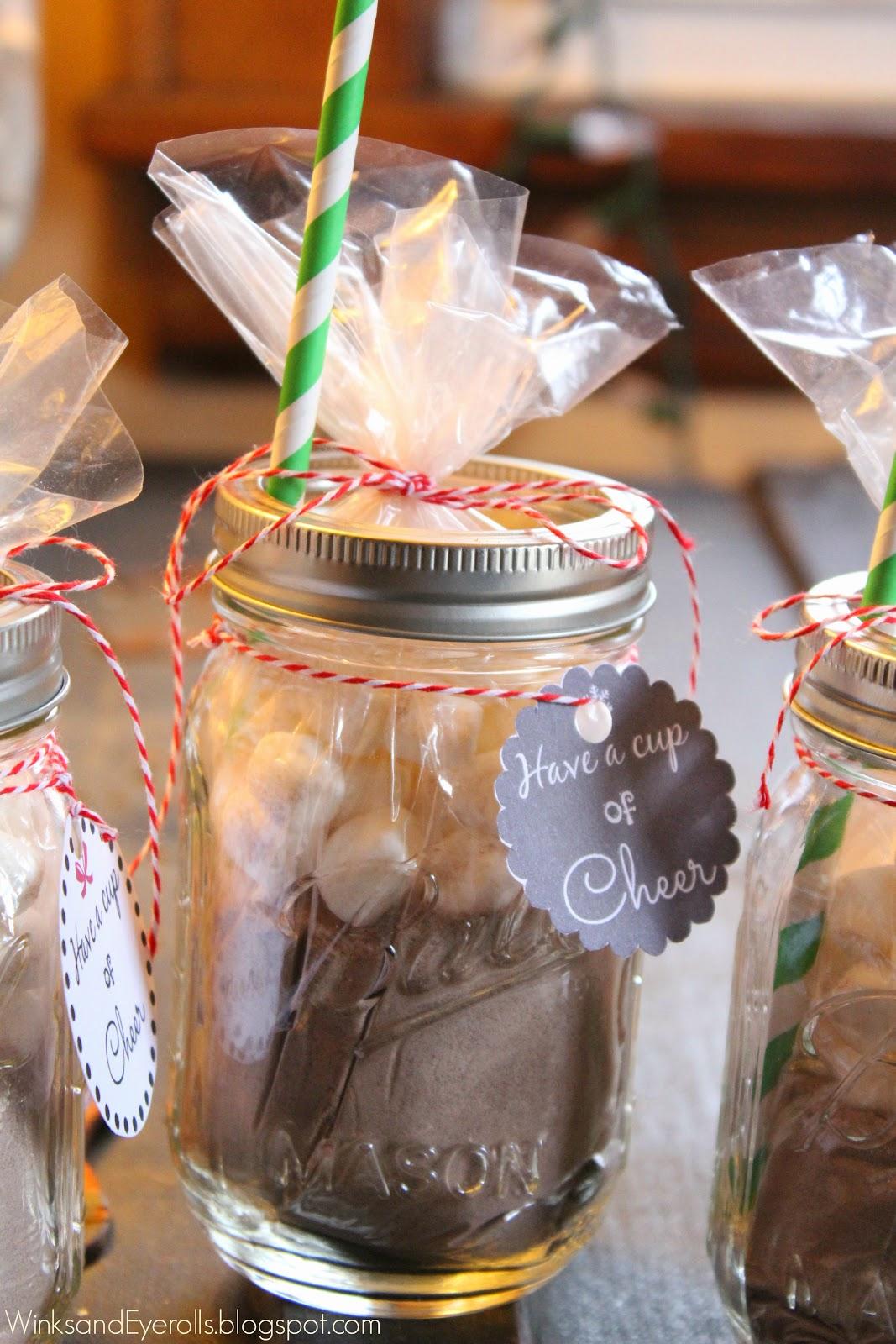 Christmas Hot Chocolate Gifts