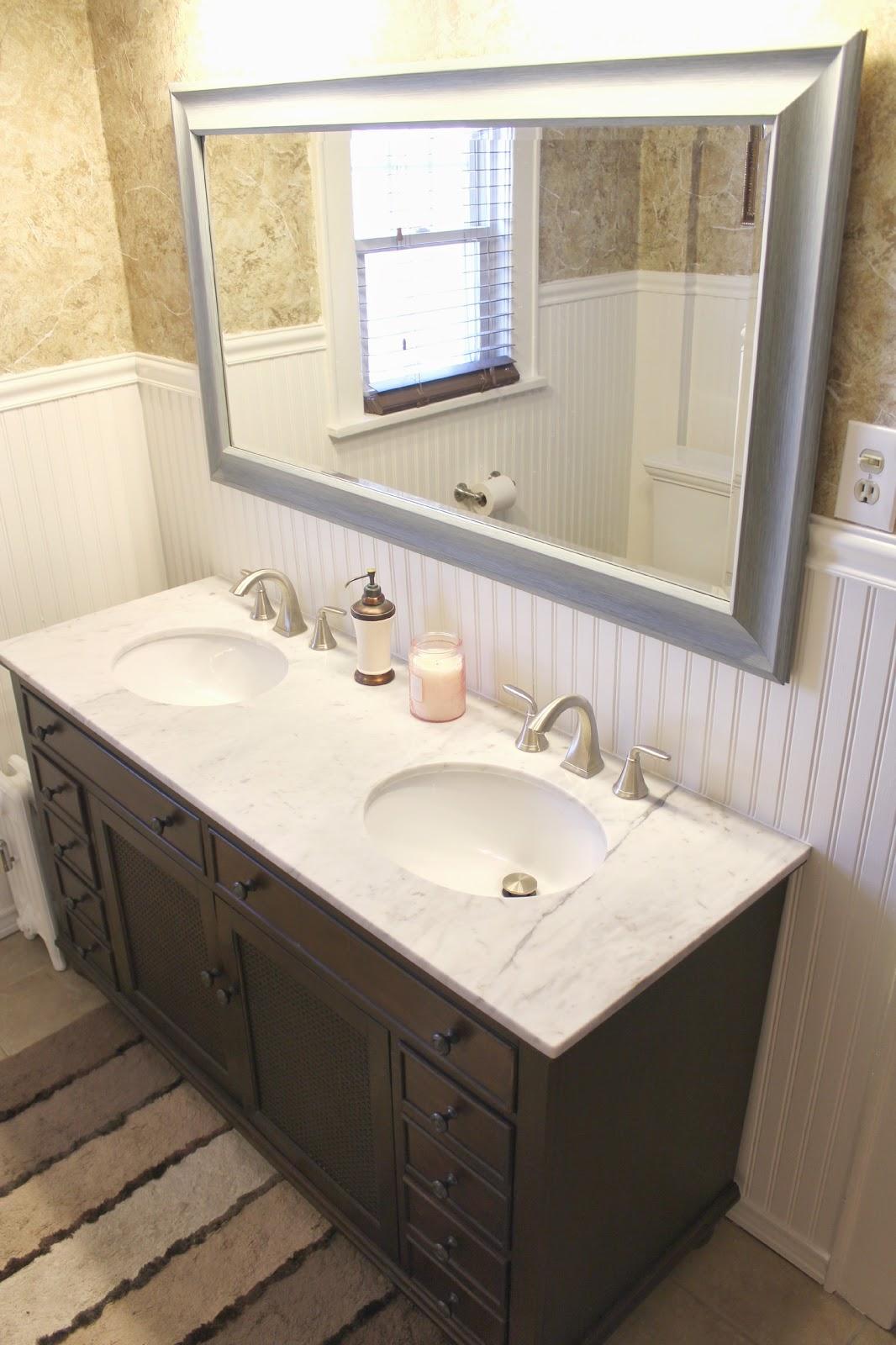Small Bathroom Makover