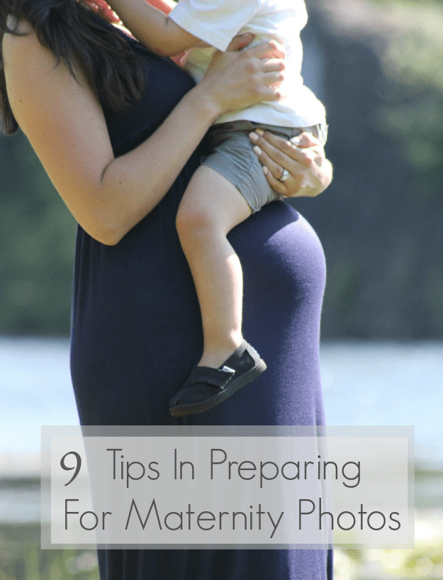 Maternity Photo Shoot Tips