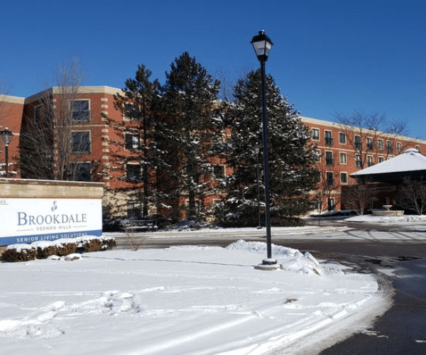 Senior Living Facilities Struggle