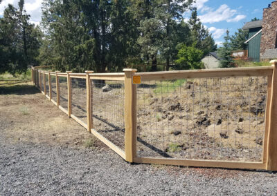 Heart Fence Style: Kennel