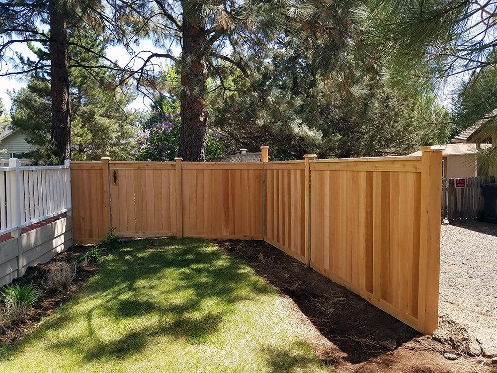 Heart Fence Style: Framed Panel