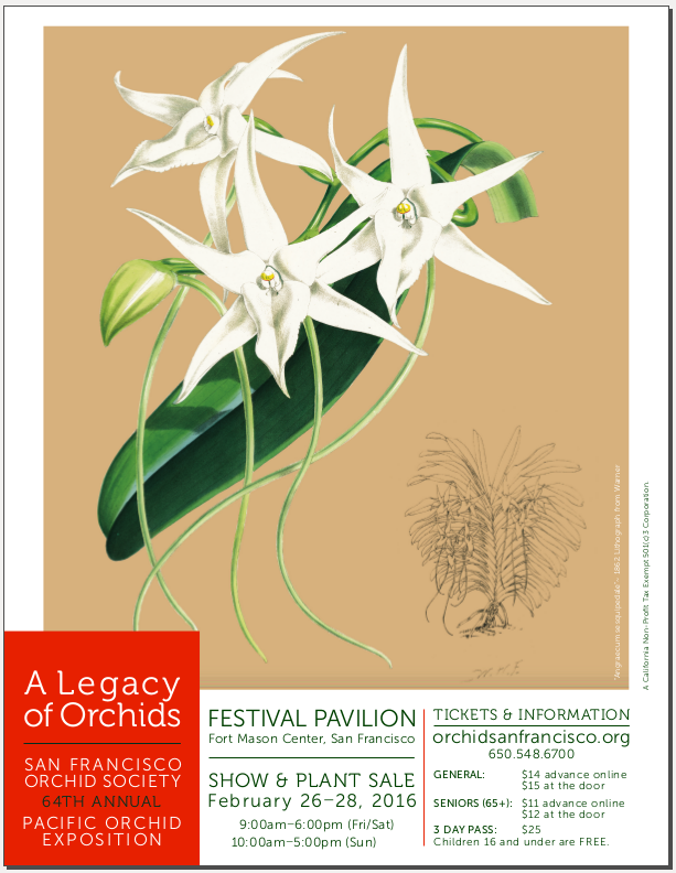 2016 Pacific Orchid Expo