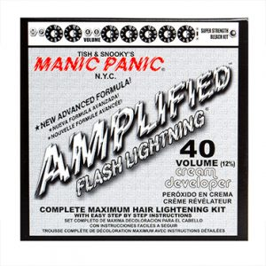 kit decolorante manic panic da 40 volumi