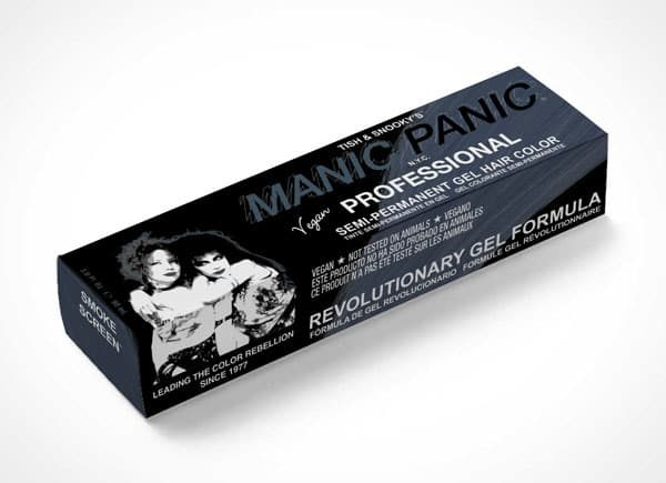 manic panic professional smoke screen