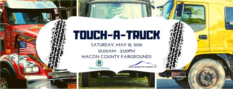 Touch-a-Truck Banner