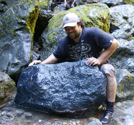 Justin Barrett, Jade Hunting, Large Jade
