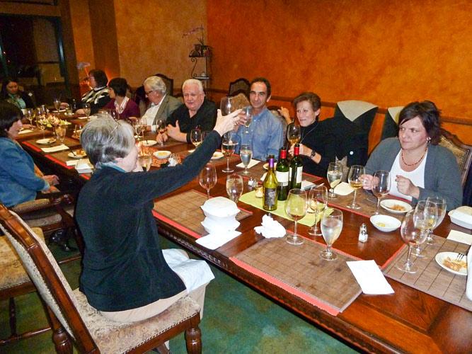 Taste of Romeo's Euro Café (Every Thursday)