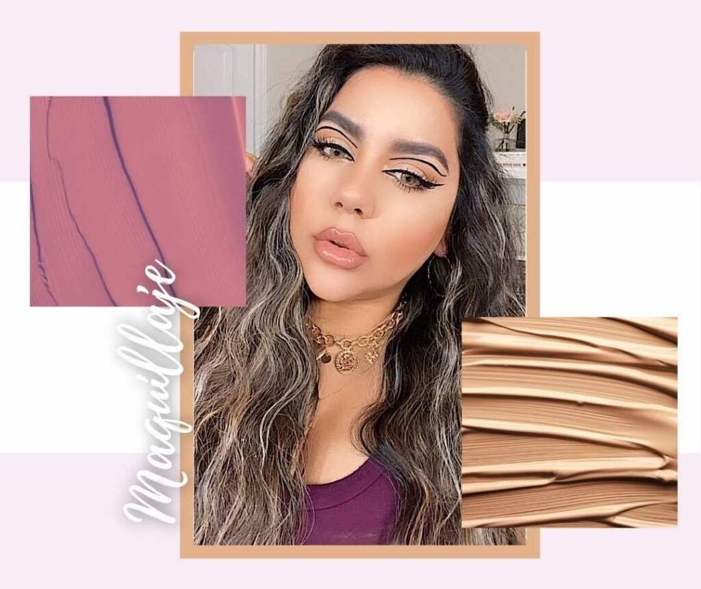 Skincare Makeup Instagram Post Beauty Template