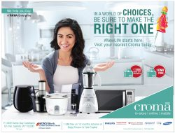 Croma Advertisement