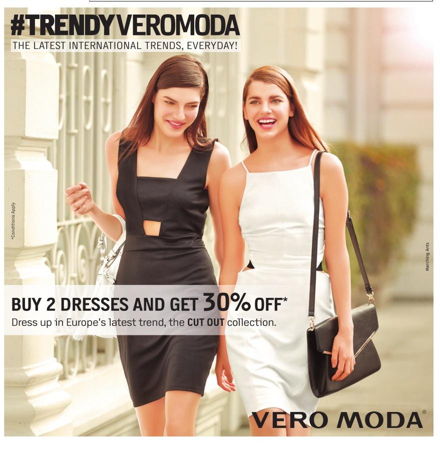 Vero Moda Advertisement