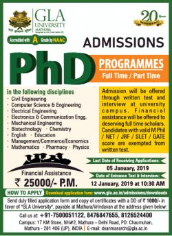 gla-university-admissions-phd-programmes-ad-times-ascent-delhi-19-12-2018.png