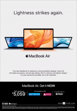 macbook-air-get-it-now-lightness-strikes-again-ad-times-of-india-mumbai-14-12-2018.png