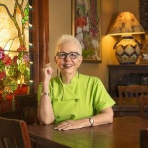 Chef Carlotta Flores, El Charro