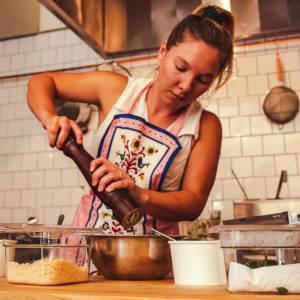 Chef Carolyn O'Connor