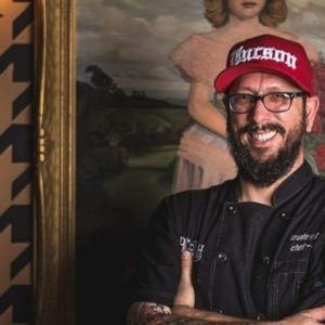 Chef Travis Peters