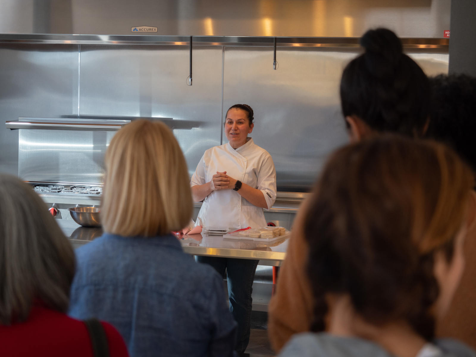 Flying Aprons Open House 2020 Pastry Chef Annie Berube