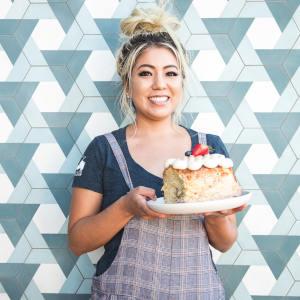 Pastry Chef Kayla Draper